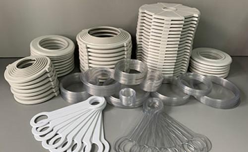 Производство комплектующих для натяжных потолков