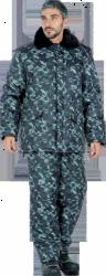 Куртка МЕТЕЛЬ утеплённая