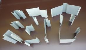 Нестандартные изделия из оцинкованной и полимерной стали