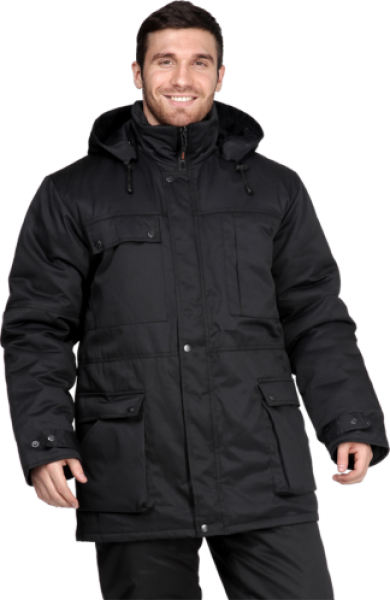 Куртка ЗАЩИТА утеплённая