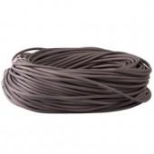 Шнур для москитной сетки d-5 мм, серый